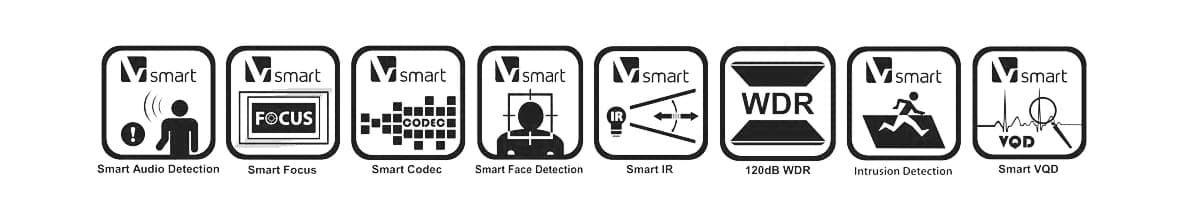 IP камера - смарт функции