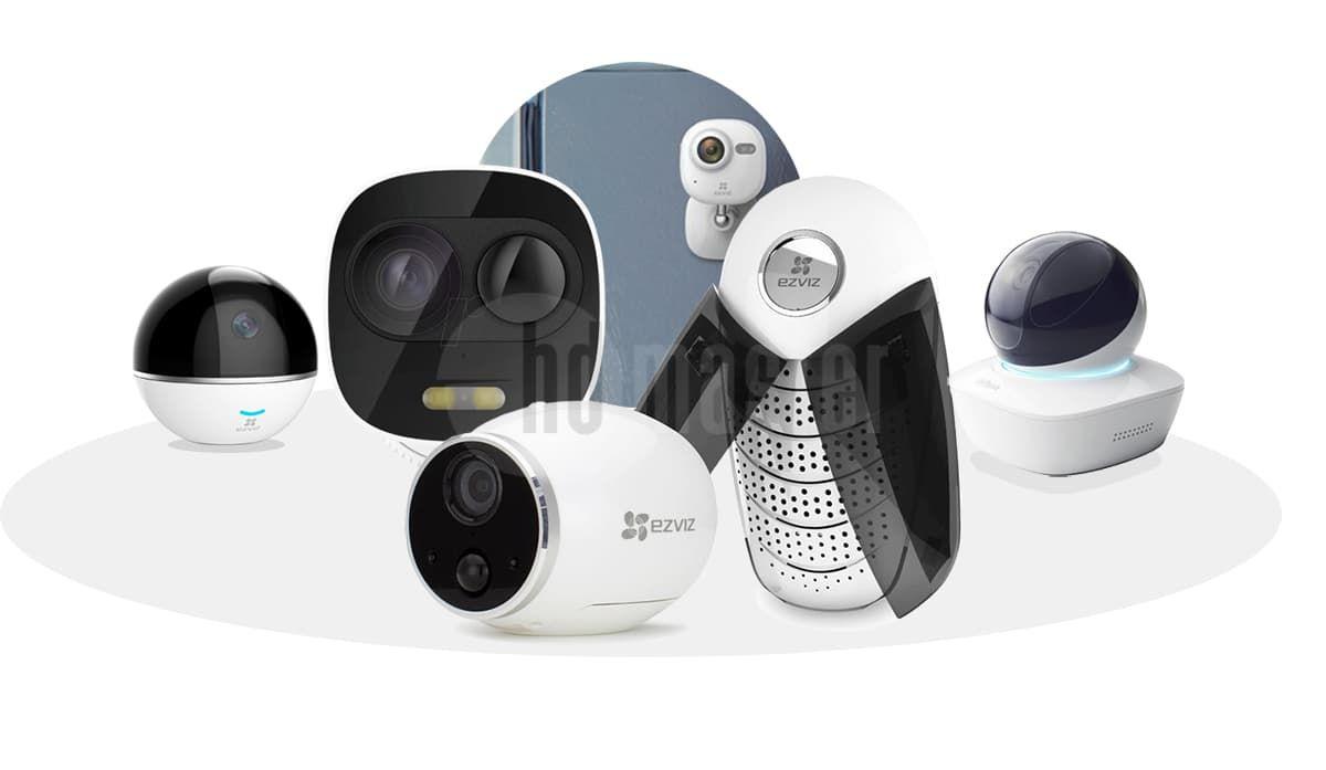 Привлекательный дизайн IP камер
