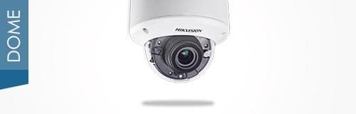 HD-TVI камера купол