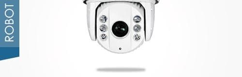 камера видеонаблюдения спидом HD-TVI