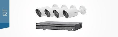 Комплект HDCVI видеонаблюдения