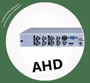 AHD видеорегистратор