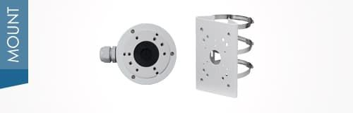 монтажные коробки для камер наблюдения